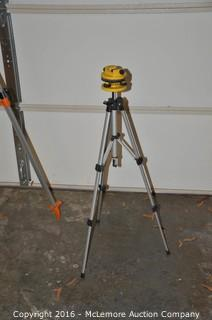 Set of Surveyor Tripods