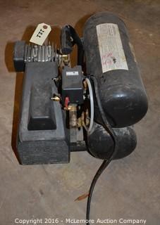 2 HP Electric Air Compressor