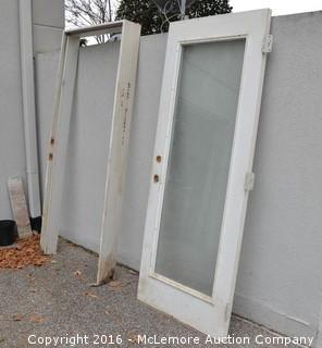 Door & Door Frame