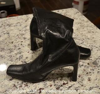 3 Pairs of Size 7.5 Women's Boots