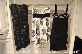 Assortment of 3 Dresses Size 6