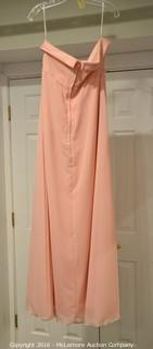 Light Pink Prom Dress Size 12