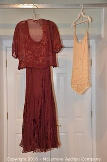 Dress and Top Size 12