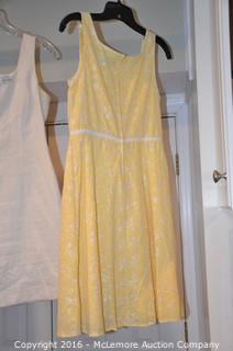 3 Dresses Size 8
