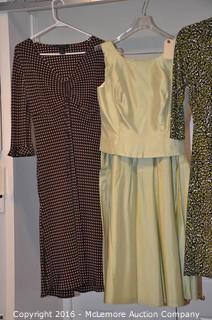 3 Dresses Sizes 6 & 8