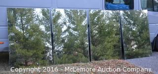 Set of 4 Mirrors