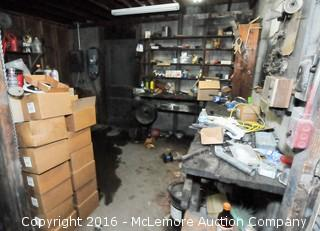 Contents of Workshop Area
