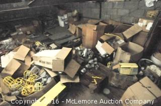 Entire Contents of Loft Area of Warehouse