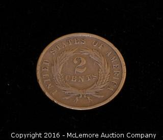 2 Cent Coin