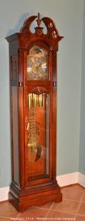 "Howard Miller ""Landsbury"" Grandfather Clock"