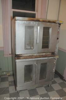 2 Drawer Convection Oven
