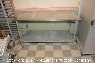Eagle 13060B Stainless Counter