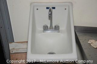 Bucket Hand Sink