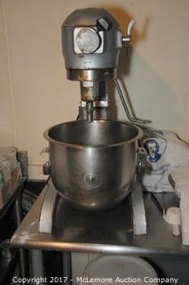 Hobart Heavy Duty Mixer