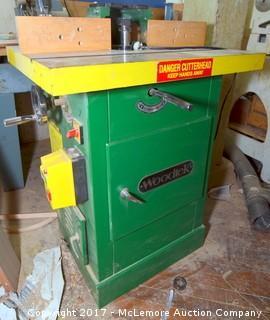 Woodtek 3 HP Shaper