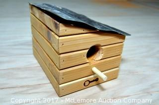 Collection of Custom Bird Houses