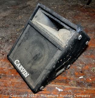 Carvin 722 Floor Speaker