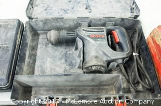 """Bosch 11239VS 1"""" Rotary Hammer Drill with Case"""
