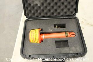 AEMC 275HVD Non-Contact High Voltage Detector with Case and Instructions