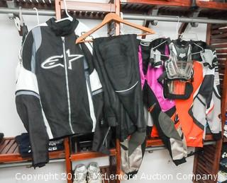 Motorcycle Jackets, Pants and Protective Wear