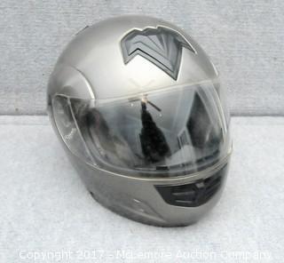 Vega Full Face Motorcycle Helmet Size Large