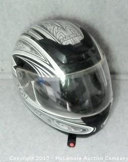 Fulmer Full Face Helmet Size XL