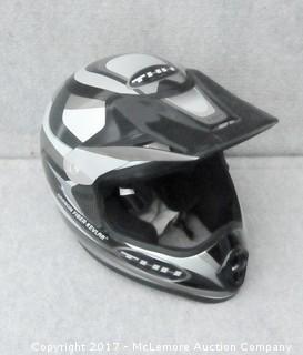 THH T-632 Carbon Fiber Kevlar Full Face Helmet Size M