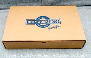 Henn Workshops Hennstone Covered Baking Dish