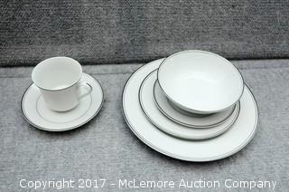 Set of 4 of Each of Simplicity China