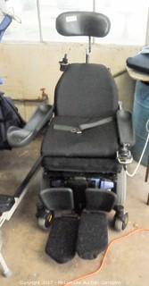 Quantum Q6 Edge Tilting Joystick Control Power Wheelchair