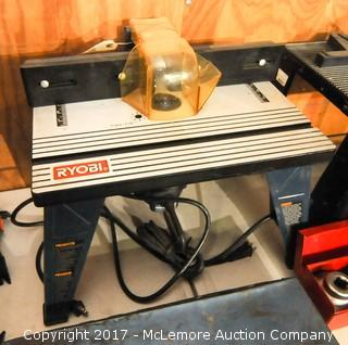 Robi Router Table with Router