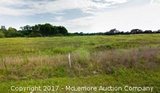 .55± Acres on Chattin Blvd - SELLING ABSOLUTE