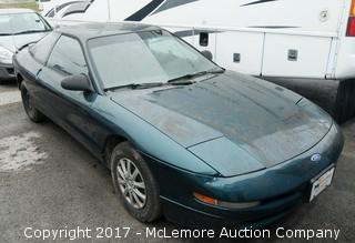 1997 Ford Probe with a 2.0L L4 DOHC 16V engine