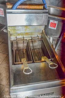 American Range Deep Fryer