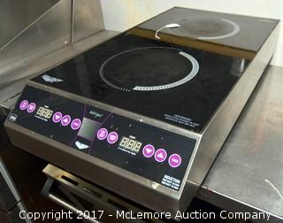 Vollrath Countertop Induction Range