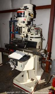 Jet Turret Milling Machine Model JTM-1