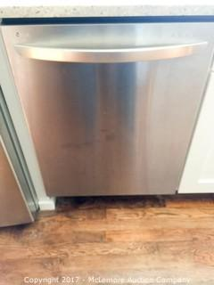 LG Chrome 3-Rack Dishwasher