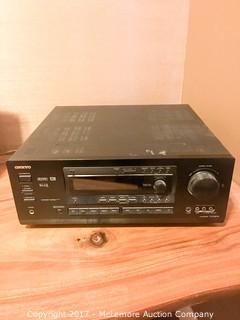 Onkyo Stereo AV Receiver TX-DS676