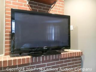 "Samsung 52"" 1080P TV"