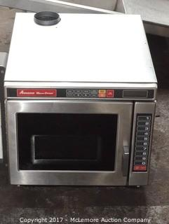 Amana Wave Commercial Convection Oven