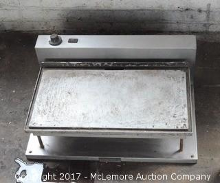 Toastwell Portable Copuntertop Griddle