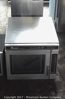 Amana Commerical Microwave Oven