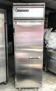 Victory Pass-Thru Food Warming Cabinet