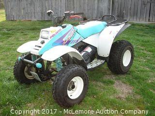 1995 Polaris 250 ATV 4 Wheeler