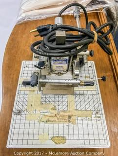 Howard Ribbon Embossing Machine, With Ribbons