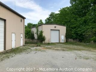 13.87 +/- Acres - 8,000 sf Shop and Additional Buildings