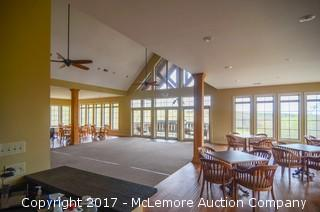 5.80 +/- Acres - 9,200 sf Clubhouse