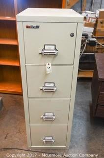 Fire King 25 Fire Safe File Cabinet