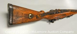 Mauser Military Bolt Action Rifle