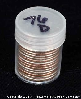 19 - 1986 Kennedy Half Dollars